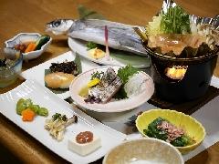 【朝食&地魚夕食】プラン